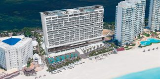 Royalton properties in Cancun and Antigua