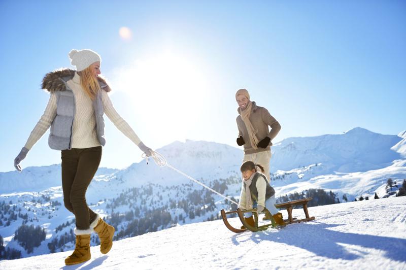 Club Med Skiiing
