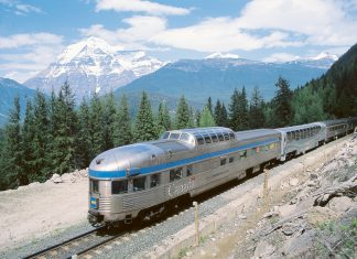 VIA Rail Canadian Higher Commission Rates