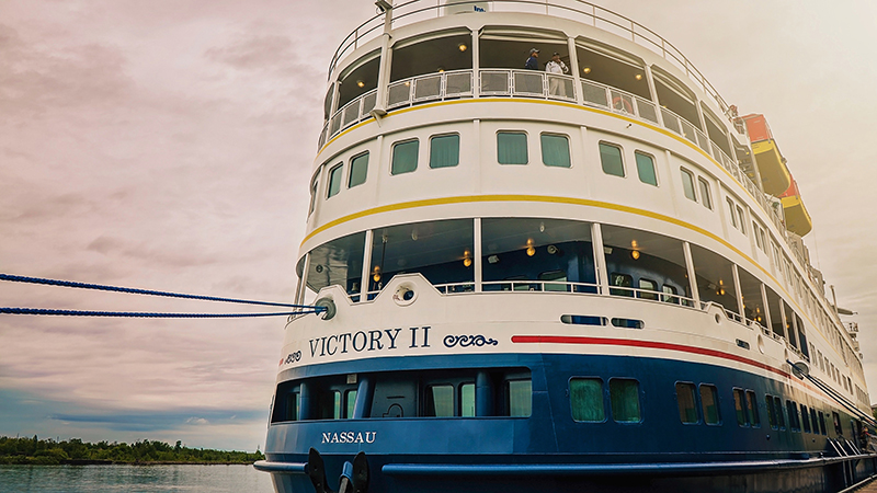 Victory Cruise Lines Victory II