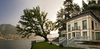 The Villa Norma.