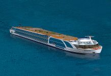 Rendering of AmaMagna (Photo credit: AmaWaterways)