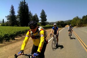 Explore Napa's craft beer scene on this biking tour with Getaways Adventures. (Photo courtesy of Getaways Adventures.)