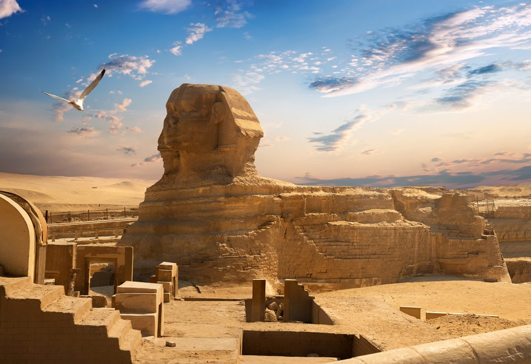 Egyptian itineraries