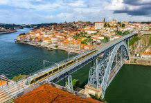 Agents on the Sterling Vacations Douro River cruise FAM will sail roundtrip from Porto.