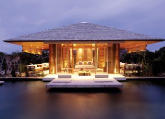 Amanyara in Turks & Caicos.