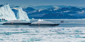 When it debuts in 2020, the Scenic Eclipse II will sail bucket list itineraries, including to the High Arctic.