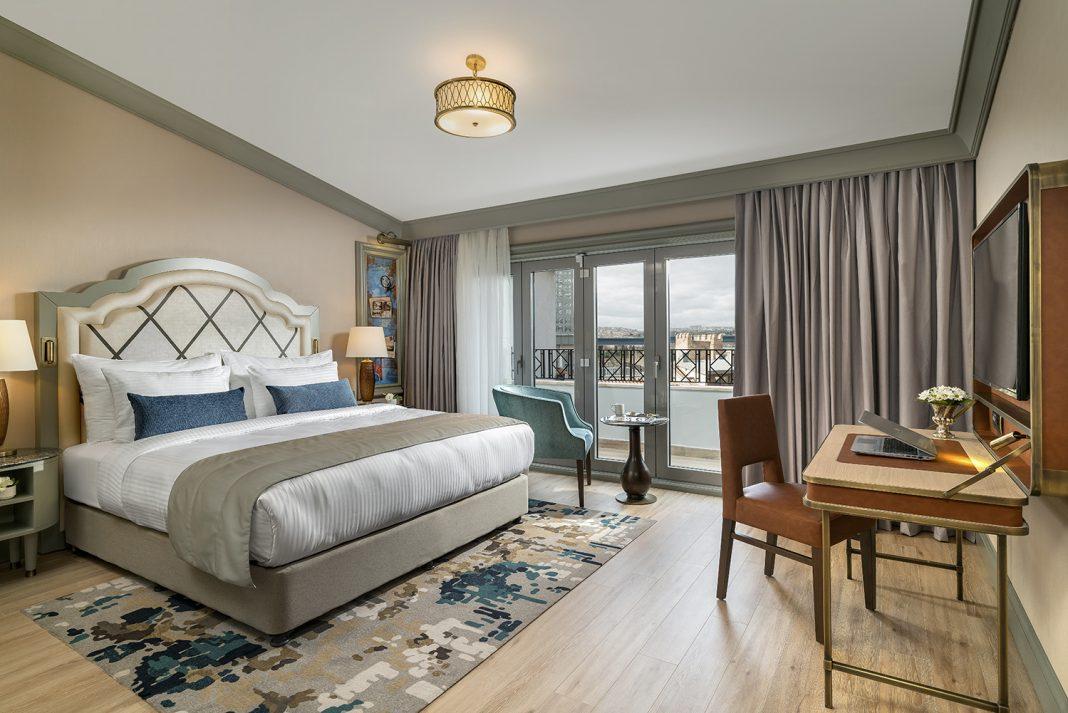 Istanbul Millennium Deluxe Room Istanbul Hotel