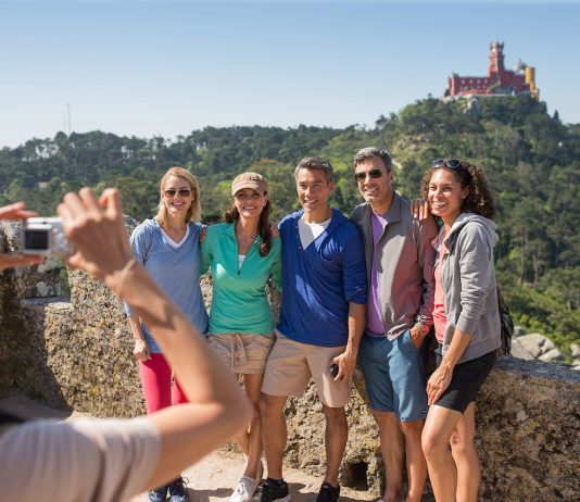 A new Europe Private Touring option is now available with Globus that allows groups of family and friends to travel together without added crowds. (Photo courtesy of Globus.)