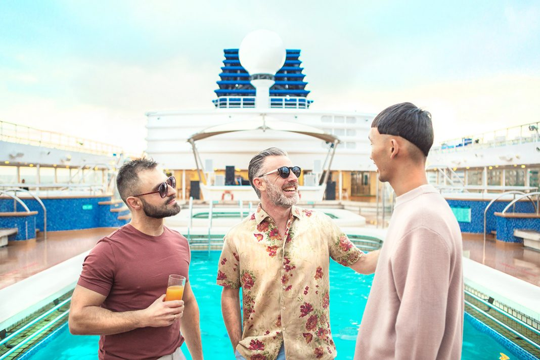 LGBTI Community cruise