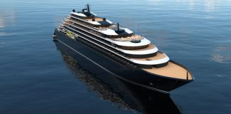 Rendering of the new Ritz-Carlton Yacht Collection.