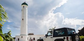 The Explorean Cozumel is offering guests a chance to explore the island on a Nature Jeep Tour in honor of Earth Day.