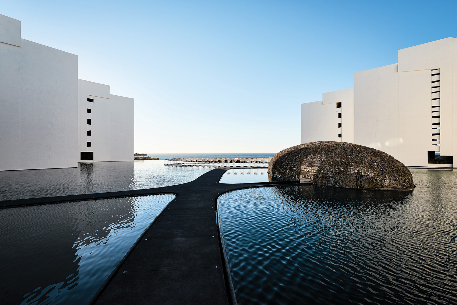 The newly opened Viceroy Los Cabos.