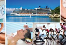 Celebrity Cruises and Canyon Ranch.