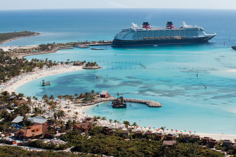 Disney Cruise Line's Castaway Cay.