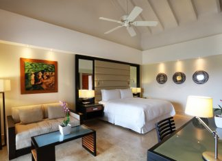 Elite Room with balcony inside Casa de Campo Resort & Villas.