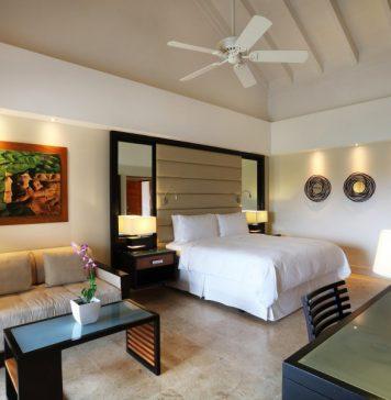 Elite Room with balcony inside Casa de Campo Resort & Villas.