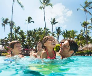 The Family Selection program at various Palladium properties leaves guests feeling like VIP's.