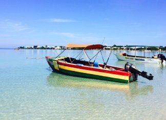 Negril is a popular tourist destination in Jamaica.
