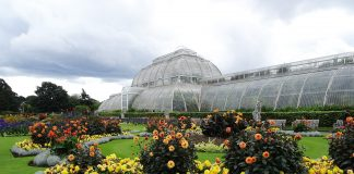 London's Kew Gardens will be the first stop on Ponant's Green and Gentle Lands itinerary.