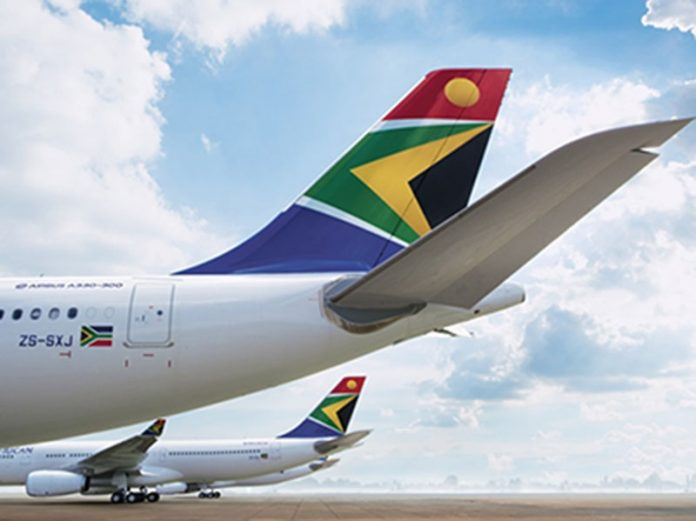 South African Airways Ghana