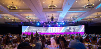 Agents at the Travel Leaders' EDGE Conference. (Photo courtesy of Travel Leaders Network.)