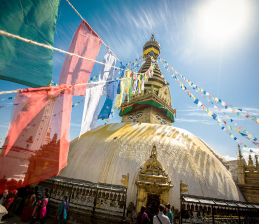 Kathmandu in Nepal is on the new Abercrombie & Kent around-the-world itinerary.