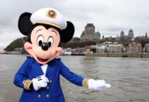 Disney Cruise Line will sail to Quebec for the first time this fall.