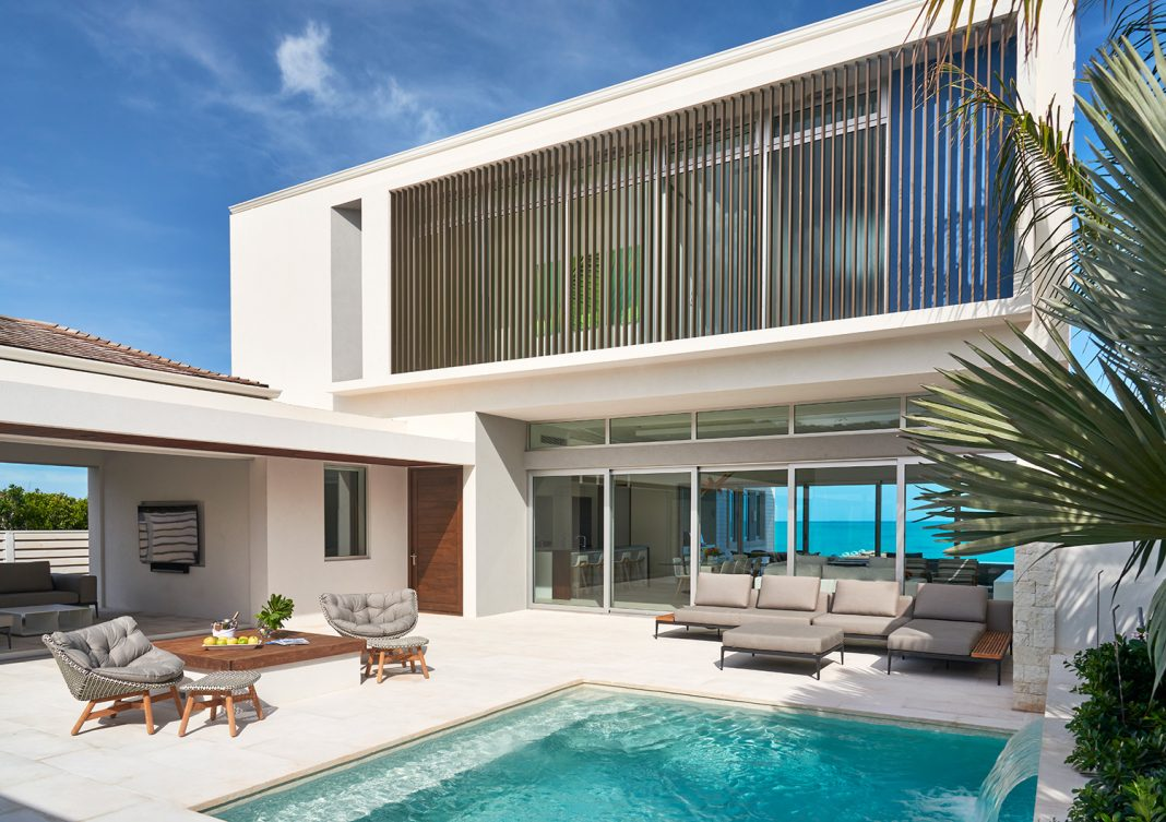 The new Gansevoort Villas debut in Turks and Caicos.