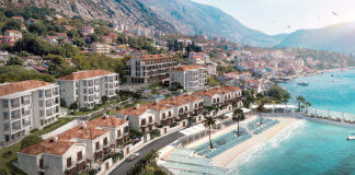 Allure Palazzi Kotor Bay Hotel is one of several new hotels to have opened so far this summer.