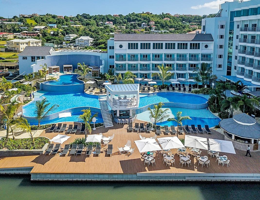 Saint Lucia Tourism Club Harbor