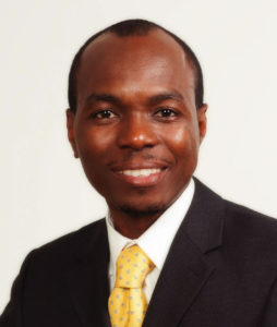 Hon. Dominic Fedee, tourism minister of Saint Lucia.