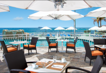 Oyster Bay Beach Resort in St. Maarten partially reopened on June 1. It's among several properties reopening in the Caribbean.