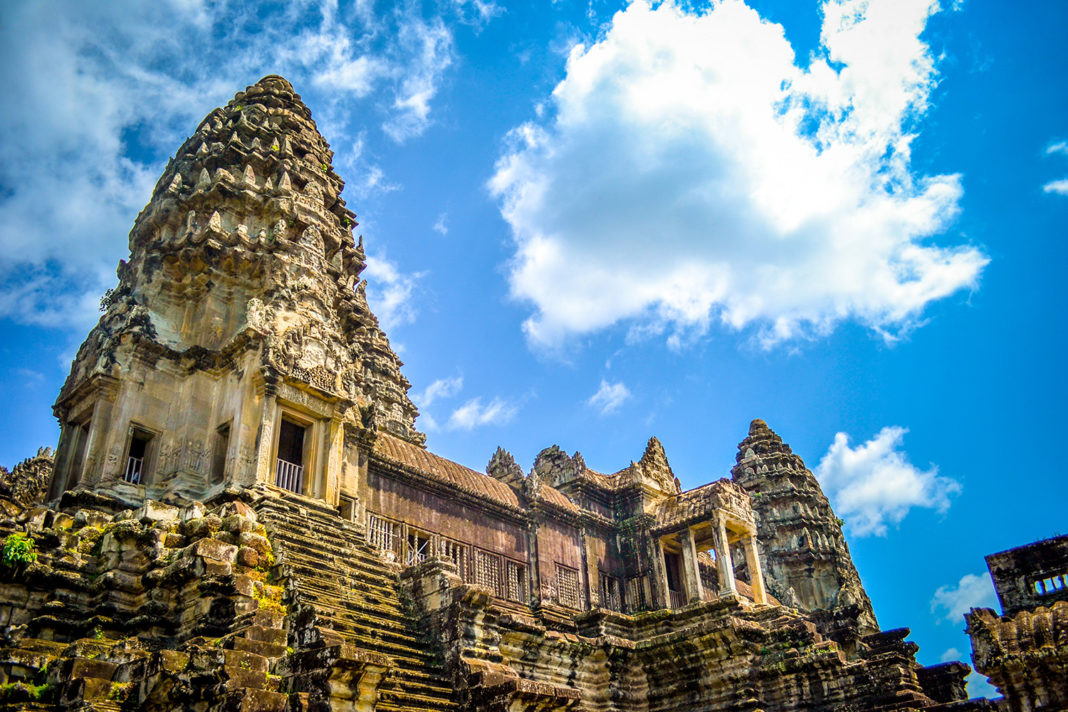 Angkor Wat has been added to the itinerary for Pacific Delight's Southeast Asia Jewish interest tour.