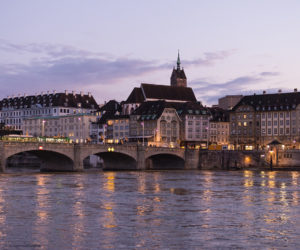 Basel, Switzerland will be the final stop on the 4-country river cruise FAM.