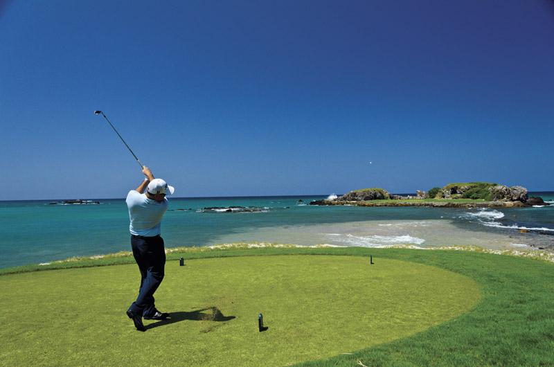 Golf Punta Mita Pacifico Riviera Nayarit