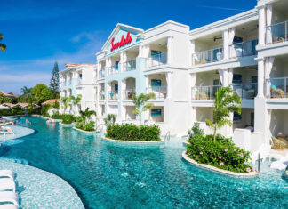Sandals Montego Bay hs unveiled a new, reimagined and renovated look.