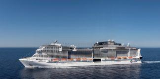 MSC Meraviglia PortMiami