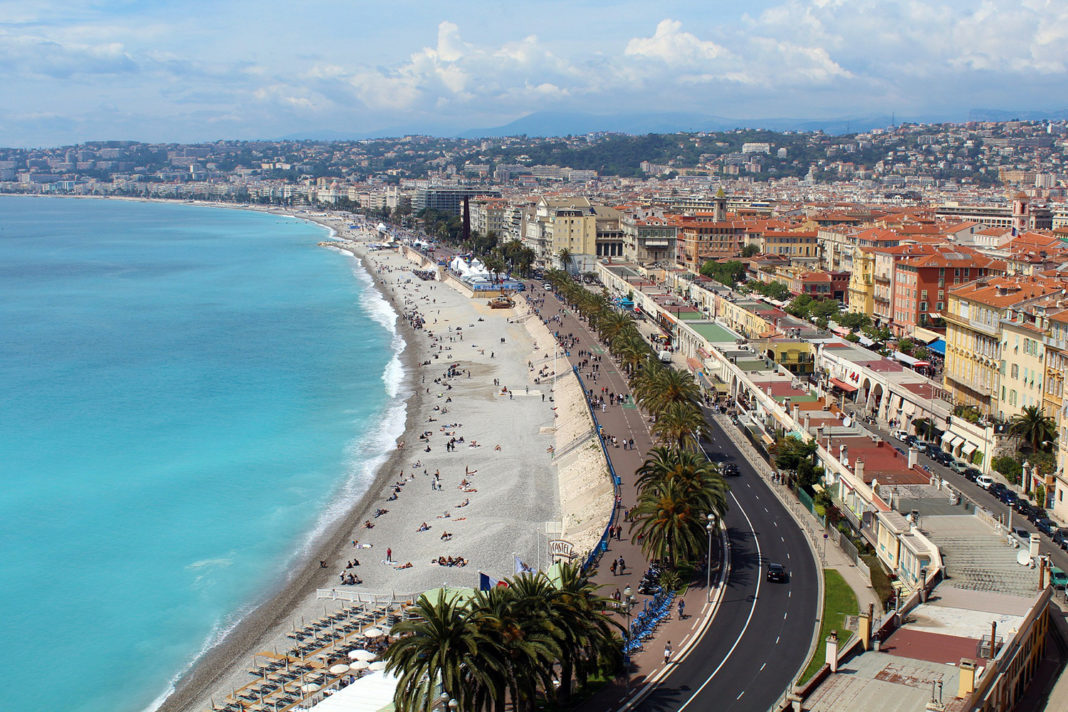 Nice, France will be the home base for agents' adventures throughout The Blue Walk French Riviera FAM.