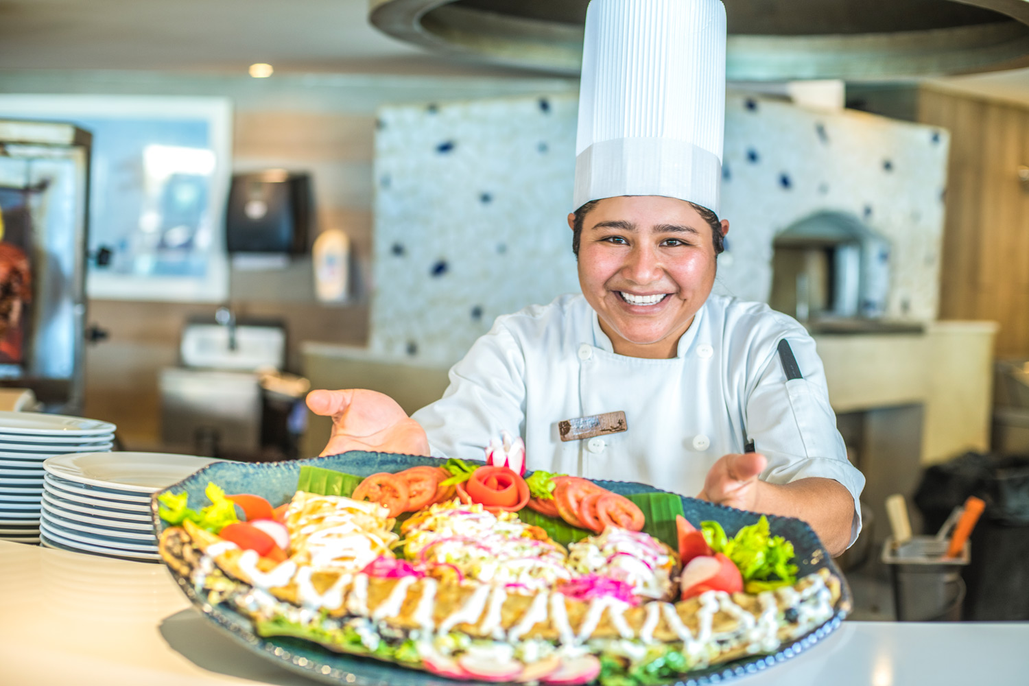 Panama Jack Resorts Cancun offers guests an array of dining options.