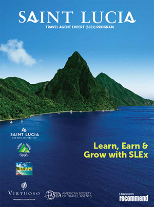 Saint Lucia Travel Expert SLEx Program