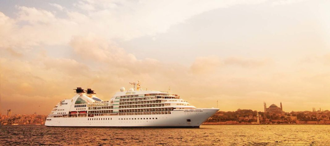 Seabourn Cruise Line is heading to Australasia