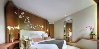 Junior suite at TRS Coral Hotel, which is set to debut this November in Costa Mujeres.