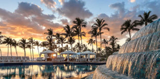 The Grand Wailea is one of four properties participating in the Pleasant Holidays 2019 Exclusive Hawaii Vacation Package Deals.