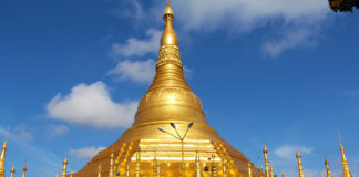 Yangon, Myanmar will be the last stop on the Zegrahm Expeditions Bay of Bengal cruise.