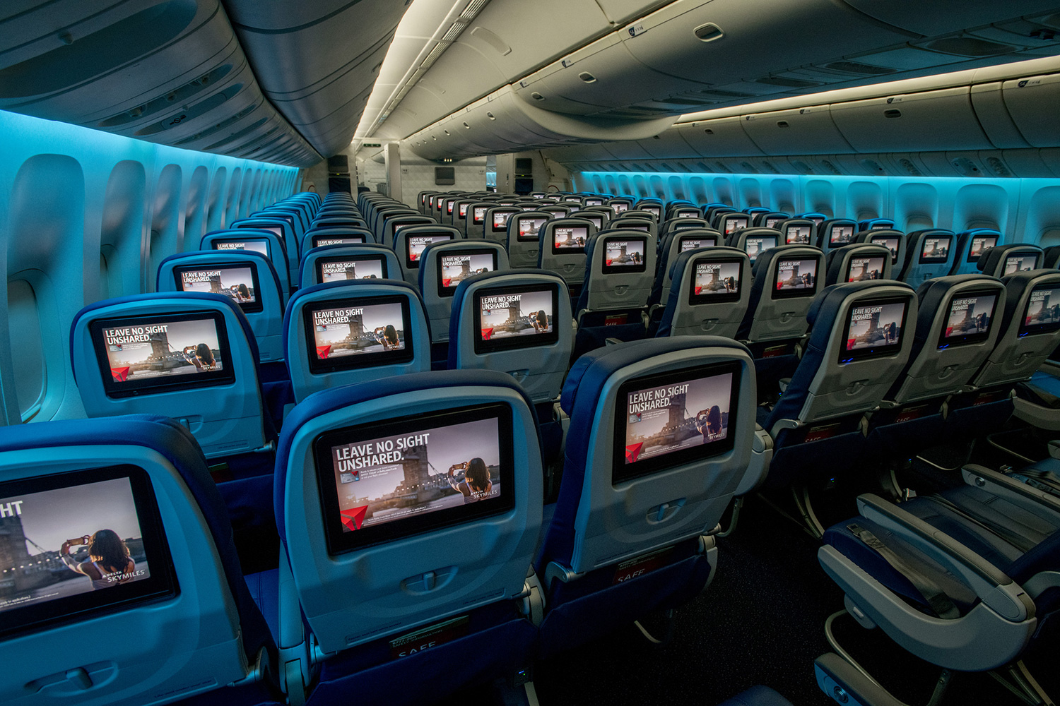 delta air lines opts for larger economy seats recommend