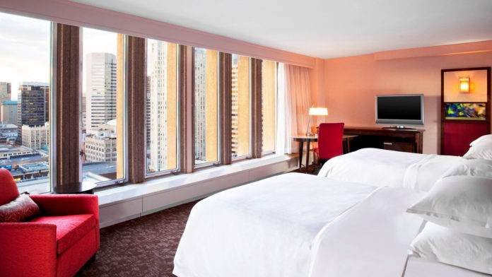 Sheraton Denver Downtown Hotel is offering a special deal for families visiting this summer.