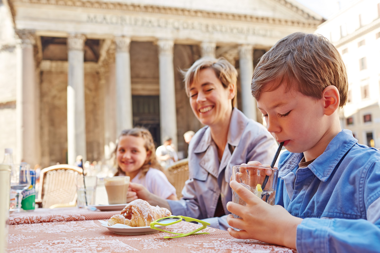 Trafalgar Tours Offers Family Focused Itineraries Around The World Including To Italy With Stops In Rome