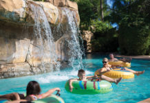 Reunion Resort is home to one of the area's best lazy rivers.