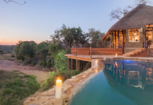 The Garonga Safari Camp is one of 12 new properties added to the South African Airways Vacations portfolio.